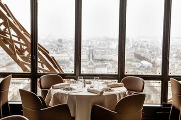 Eiffel Tower Michelin Experience at Le Jules Verne Restaurant