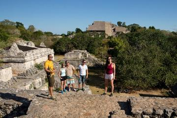 Ek Balam Ruins and Cenote Maya Park Day Trip from Playa del Carmen