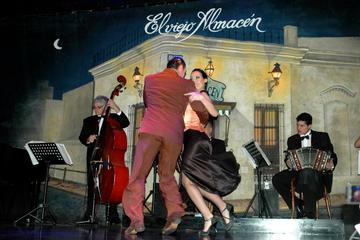El Viejo Almacen Tango Show with Optional Dinner