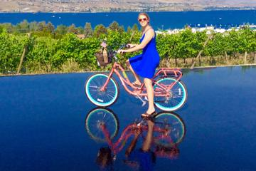 Electric Bicycle Tour of Lake Chelan and Historic Downtown