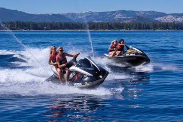 Emerald Bay Jet Ski Tour from South Lake Tahoe