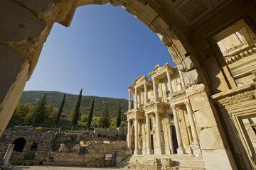 Ephesus Ancient City Small Group Tour From Kusadasi
