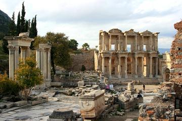Ephesus Shore Excursion 5-Hour Private Tour: House of Virgin Mary, Ephesus Ancient City, Temple of Artemis