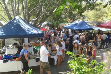 Eumundi Markets and Sunshine Coast Day Trip from Brisbane