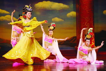 Evening Tang Dynasty Show: Experience Rich Culture of Ancient China in Xi'an