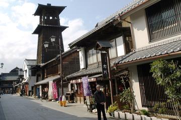Experiece Edo Castle Town: Kawagoe Walking Tour