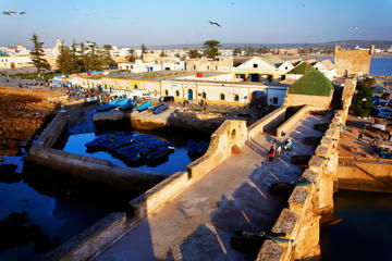 Experience Essaouira: Food and Art Walking Tour of the Medina and Ramparts
