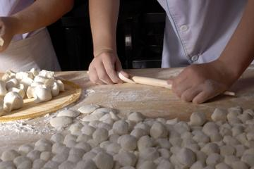 Experience Xi'an: Dumpling Making and Family Cooking Class