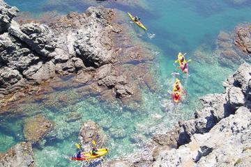 Family Kayaking in Llanca Costa Brava