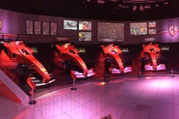Ferrari Museum in Maranello with Transfer from Bologna or Modena