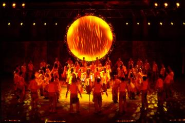 Fire of Anatolia at Gloria Aspendos Arena from Belek