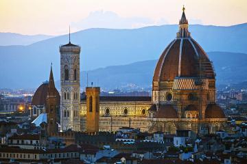 Florence by Train - Full Day Tour from Rome with Lunch
