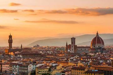 Florence Walking Winter Tour with Uffizi Visit