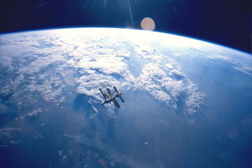 Fly a Space Simulator of the Future