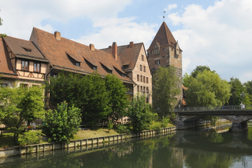 Frankfurt Super Saver: Munich and Nuremberg Day Trip