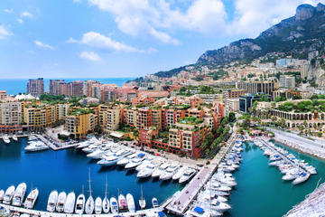 French Riviera Day Trip from Aix-en-Provence: Monaco, Eze and Nice