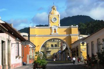 Full-Day Antigua City Tour
