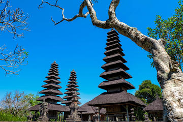 Full-Day Bali Sightseeing Tour to Bedugul with Sunset at Tanah Temple