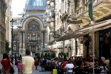 Full-Day Bucharest Walking Tour