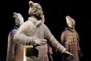 Full-Day Bus Tour of Terracotta Warriors and Banpo Neolithic Village