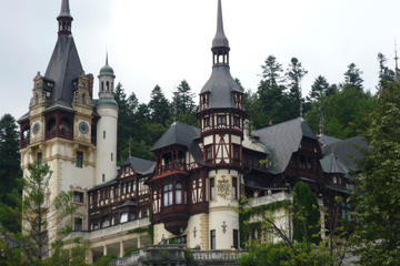 Full-Day Dracula Castle and Peles Castle Tour from Bucharest