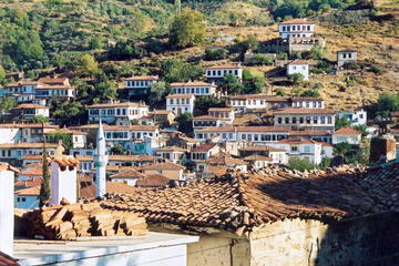 Full-Day Ephesus and Sirince Village Tour From Kusadasi