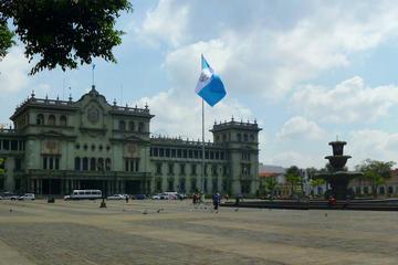 Full-Day Guatemala City Tour