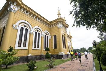 Full-Day Historic Ayutthaya Bike Tour