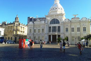 Full-Day Historic City Tour of Salvador