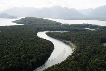 Full-Day Jet Boat Fishing Trip from Te Anau