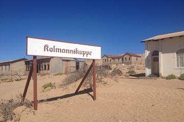 Full-Day Kolmanskuppe and Luderitz Private Tour from Swakopmund