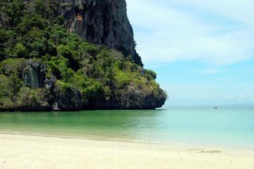 Full-Day Ocean Canoe Adventure from Krabi