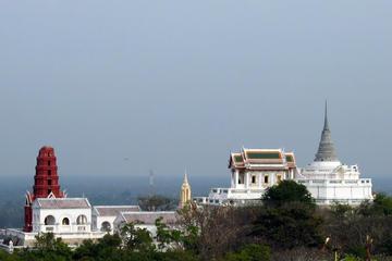 Full-Day Petchaburi Palace Tour