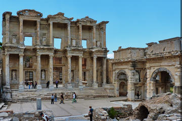 Full Day Private Tour Of Ephesus Including St John Basilica House of Virgin Mary and Artemis Temple