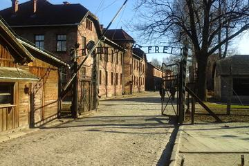 Full-Day Private Tour to Auschwitz from Wroclaw