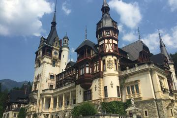 Full-Day Private Tour to Dracula's Castle from Bucharest