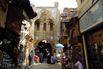 Full Day Private Tour to the Giza Pyramids, Sphinx, Citadel and Khan El Khalili Bazaar