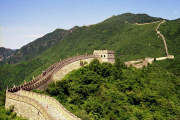 Full Day Tour of Mutianyu Great Wall, Water Cube and Bird's Nest