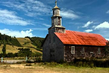 Full-Day Tour to Chiloe Istand Including Ancud, Castro and Dalcahue from Puerto Montt