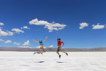 Full Day Trip to Salinas Grandes Salt Fields from Salta