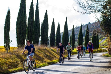 Full Day Tuscan Countryside Bike Tour