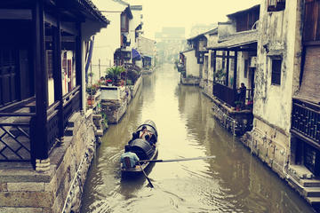 Full-Day Wuzhen Water Town Trip from Shanghai
