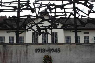 Fully Guided Dachau Concentration Camp Memorial Tour from Munich