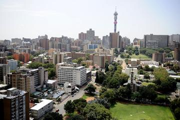 Gardens in the City Tour in Johannesburg