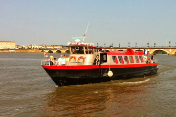 Garonne River Cruise and Ile de Patiras Médoc Wine-Tasting Tour from Bordeaux