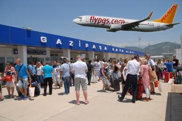 Gazipasa Airport GZP Private Transfer to Alanya