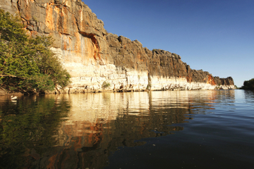 Geikie Gorge Aboriginal Heritage Tour with Fitzroy River Cruise from Broome