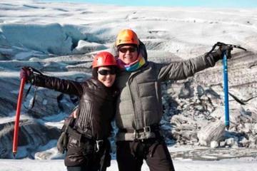 Glacier Walk in Vatnajokull National Park from Hali