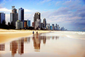 Gold Coast, Canal Cruise and Springbrook National Park Day Trip