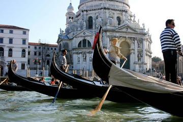 Gondola Ride and St Mark's Basilica Tour